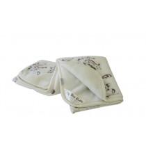 Manta em lã de merino 165x220