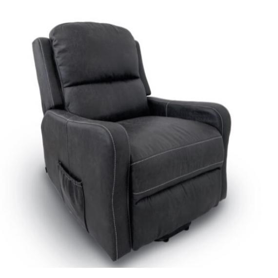 Cadeirão Relax Confort Preto