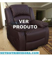 Poltrona Relax Maximum Massagens preto