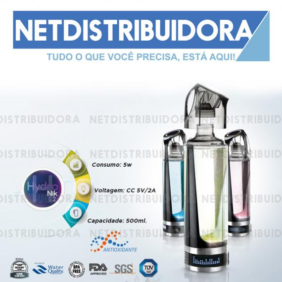 Hidromagic Jarro Hidrogenador de Água Hidrogenada Antioxidante