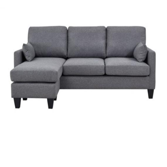 Sofá Cama 3 lugares chaise long