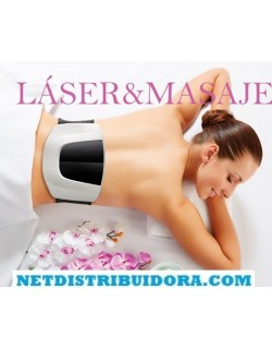 laser com massagem